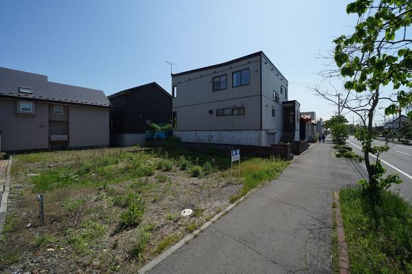 北海道苫小牧市明野新町1丁目16番地21 の売買土地物件詳細はこちら