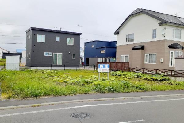 北海道苫小牧市美原町1丁目11番28 の売買土地物件詳細はこちら