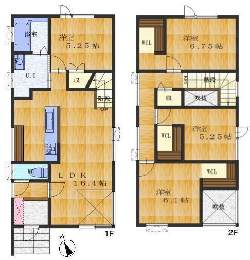 曙5条3丁目 新築建売住宅【一戸建て】 画像3