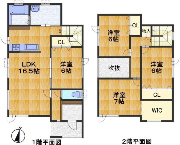 good field 新築建売住宅 東共栄2丁目 画像3