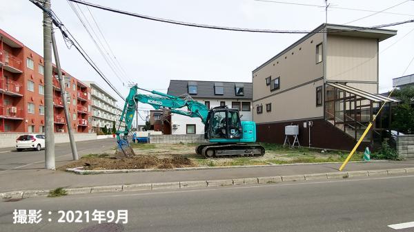 札幌市中央区南26条西8丁目【建築条件付き】 画像3