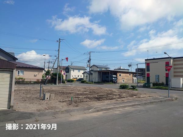 苫小牧市春日町3丁目【建築条件付き】 画像3